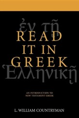 The New Testament is in Greek