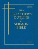 The Preacher's Outline & Sermon Bible: Daniel & Hosea