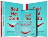 Red Hot Faith Set: Lessons from a Lukewarm Church DVD-Based Bible Study for Women