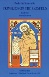 Homilies on the Gospels Book One: Advent to Lent