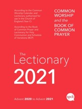 2021 Common Worship Lectionary, Spiralbound
