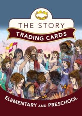 Story Trading Cards for Elementary and Preschool