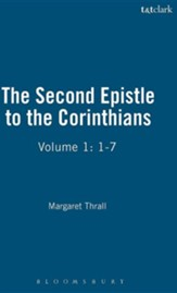 The Second Epistle to the Corinthians Volume 1