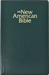 NAB Deluxe Gift & Award Bible,  Imitation leather, Forest green