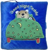 Good Night, Teddy - cloth book