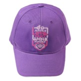 Do Justice Love Mercy Cap, Purple