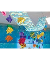 Shipwrecked: Tropical Fish Ceiling Décor