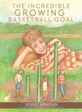 The Incredible Growing Basketball Goal