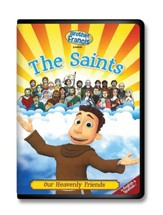 Brother Francis: The Saints DVD