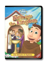 Brother Francis: Born into the Kingdom DVD