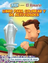 El Rosario - Libro para colorear y de actividades (Brother Francis: The Rosary Coloring Activity Book)