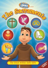 Brother Francis: The Sacraments DVD