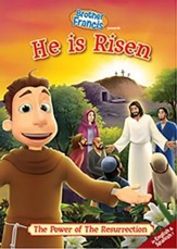 Brother Francis: He is Risen DVD