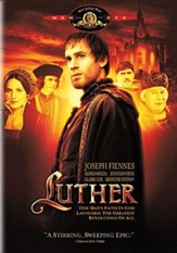 Luther: The Movie, DVD