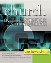 Church Administration and Management, Paper
