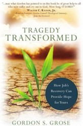 Tragedy Transformed: How Job's Recovery Can Provide Hope for Yours