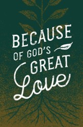 Because of God's Great Love (Pack of 25 Tracks)