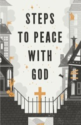 Halloween Steps to Peace with God, Redesign (Pack of 25 Tracts)