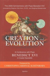 Creation and Evolution: A Conference with Pope Benedict XVI
