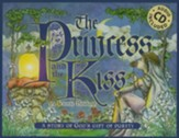 The Princess and the Kiss with Audio CD