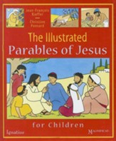 The Illustrated Parables of Jesus for Children