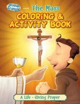 Coloring & Activity Book: The Mass