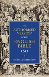 Authorised Version of the English Bible, 1611: 5 Volume Set