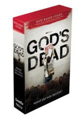 God's Not Dead Adult DVD-based Small Group Study - Slightly Imperfect