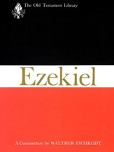 Ezekiel: Old Testament Library [OTL] (Hardcover)