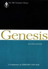 Genesis, Revised: Old Testament Library [OTL] (Hardcover)