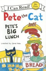 Pete the Cat: Pete's Big Lunch, Softcover