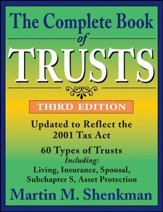 The Complete Book of Trusts, Edition 0003