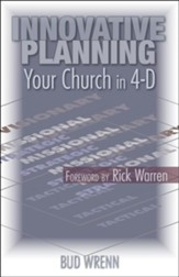 Innovative Planning: Your Church in 4-D