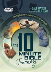 The 10 Minute Bible Journey MP3 audiobook