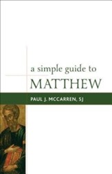 A Simple Guide to Matthew