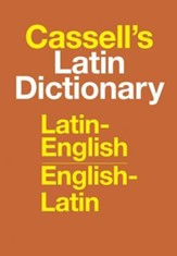 Cassell's Latin Dictionary: Latin-English,