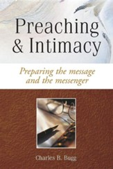 Preaching & Intimacy