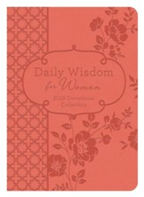 Daily Wisdom for Women: 2019 Devotional Collection