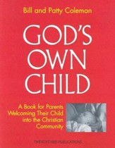 God's Own Child: Parent's Book, Revised Edition