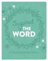 Inspired by The Word: A Creative Journal for Women