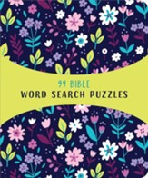 99 Bible Word Search Puzzles: