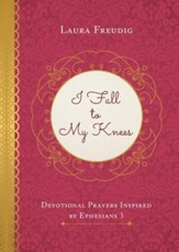 I Fall to My Knees: Devotional Prayers Inspired by Ephesians 3