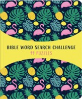 Bible Word Search Challenge: 99 Puzzles!