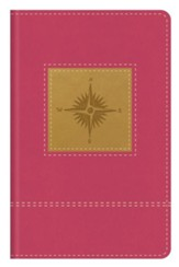 124854d8b03a8 Go-Anywhere KJV Study Bible (Primrose Compass), imitation leather, Thumb-