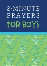 3-Minute Prayers for Boys