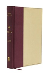 NRSV Standard Bible, Catholic Edition with Anglicized Text