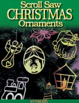Scroll Saw Christmas Ornaments: Over 200 Patterns