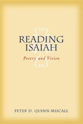 Reading Isaiah: Poetry And Vision