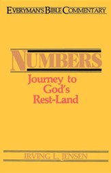 Numbers: Journey to God's Rest-Land