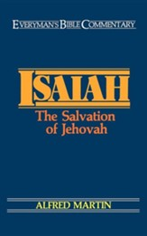Isaiah: The Salvation of Jehovah (Everyman's Bible Commentary)  - Slightly Imperfect